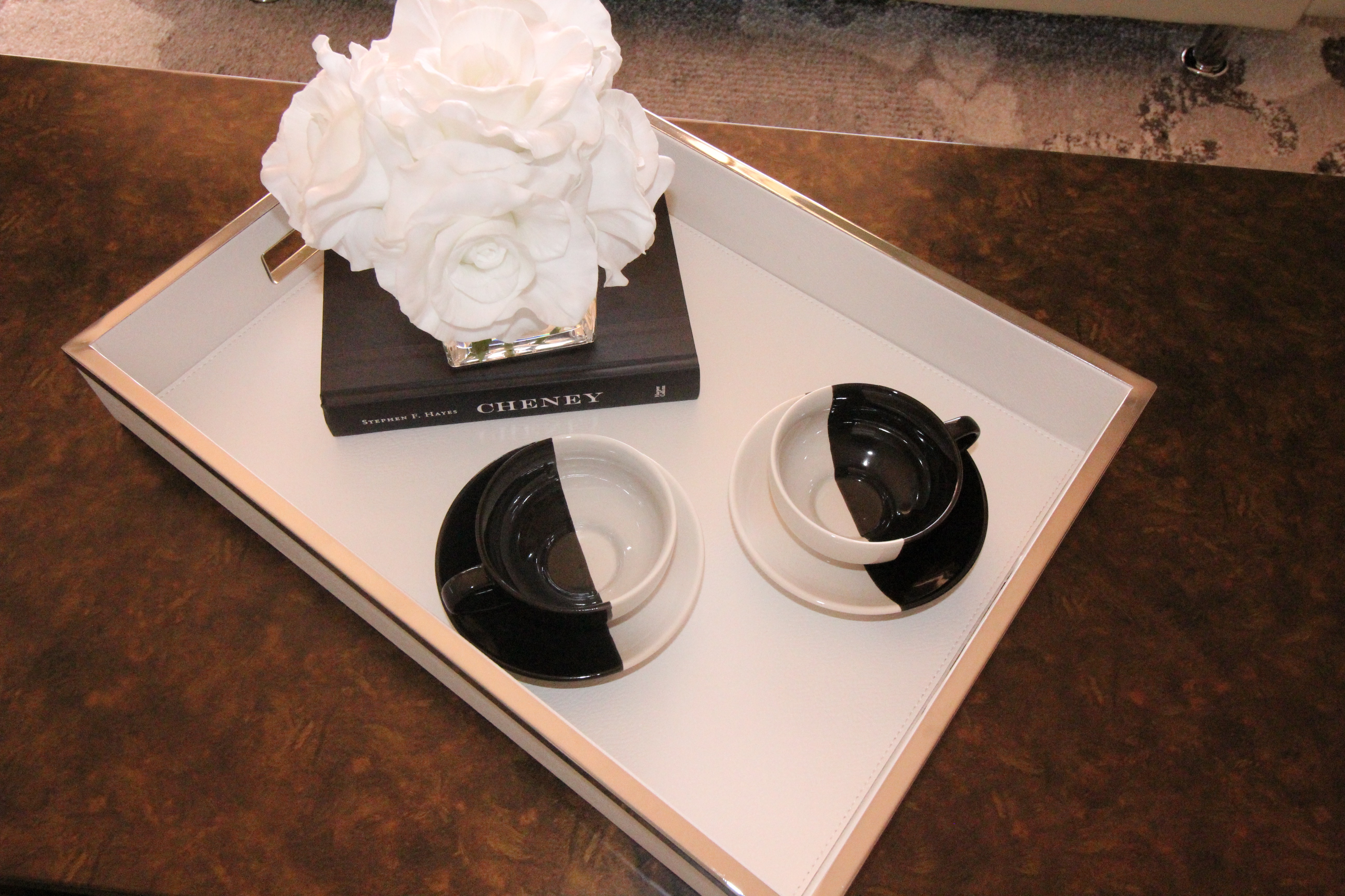 Coffe Table Tray